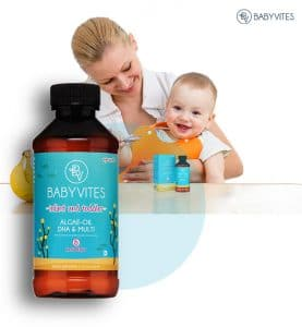 omega-3 for babies
